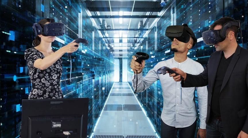 Discover Cloud VR with Cloud&Viz