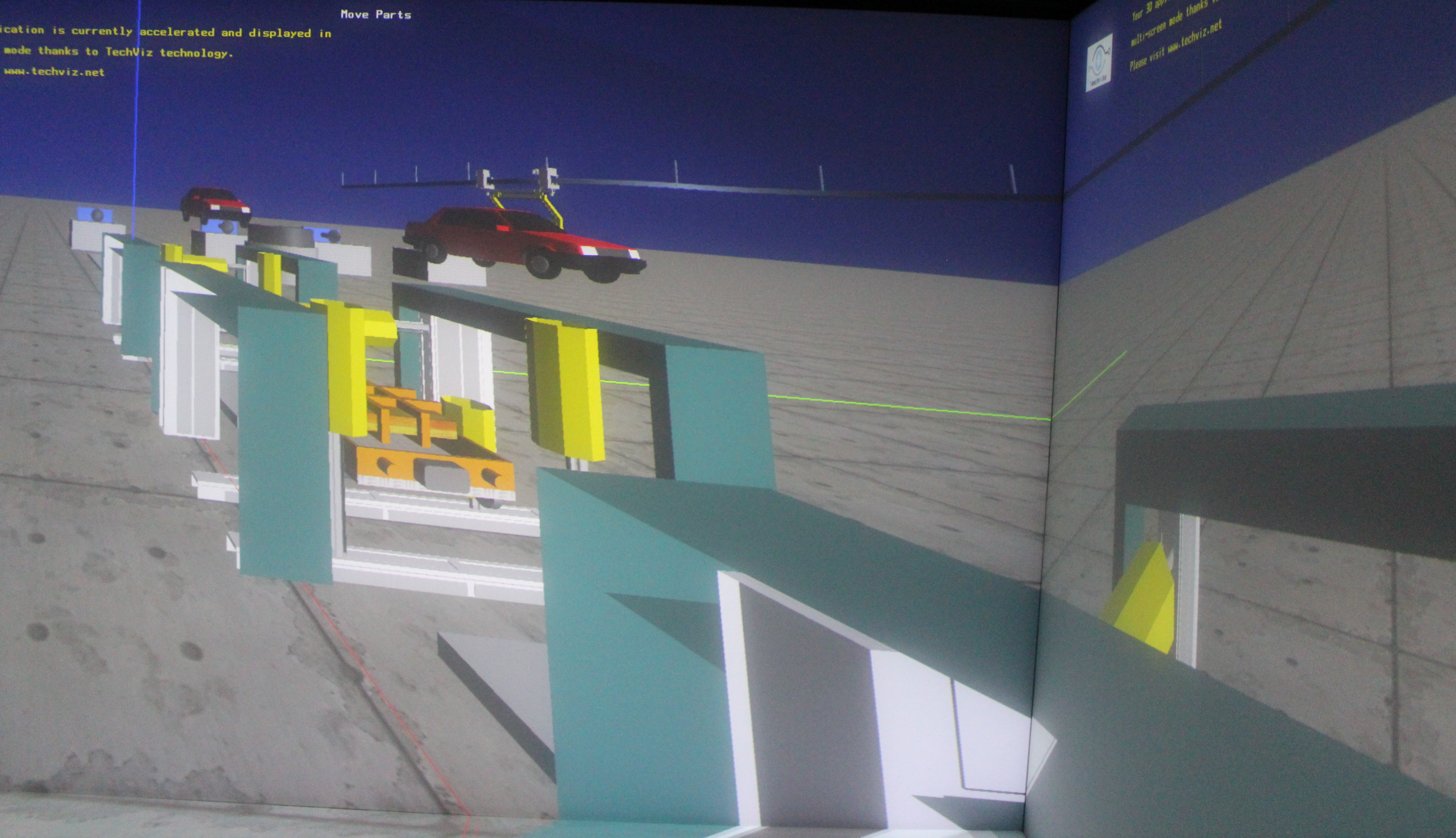 Use of Virtual Reality in Industry 4.0 manufacturing