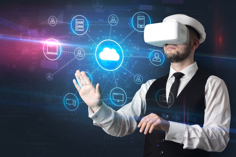 Cloud VR to collaborate remotely