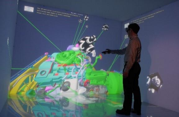 VR History; VR origins; VR technologies; VR CAVE