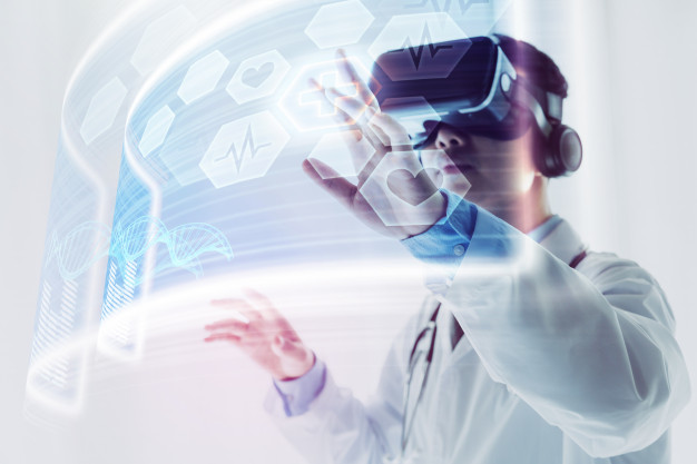 doctor-using-virtual-reality-headset-research_112554-163
