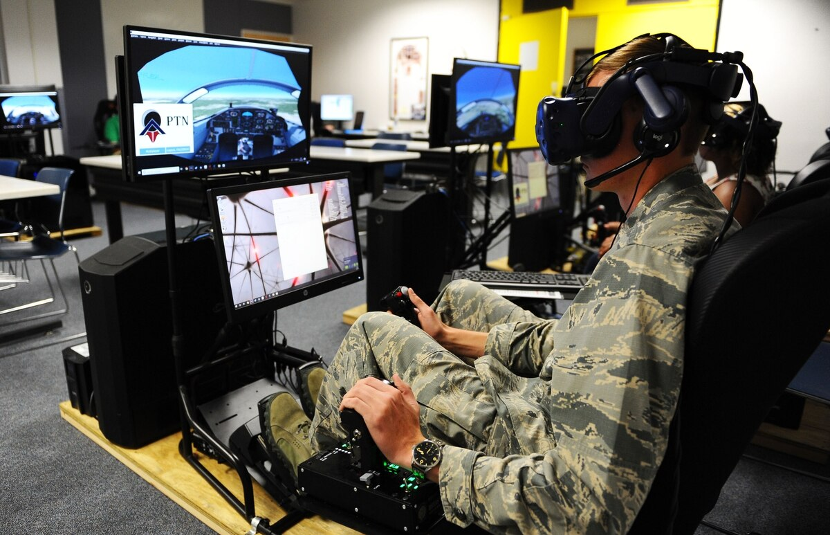 military training in vr