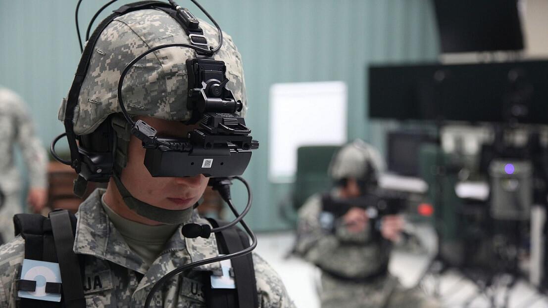 military training vr
