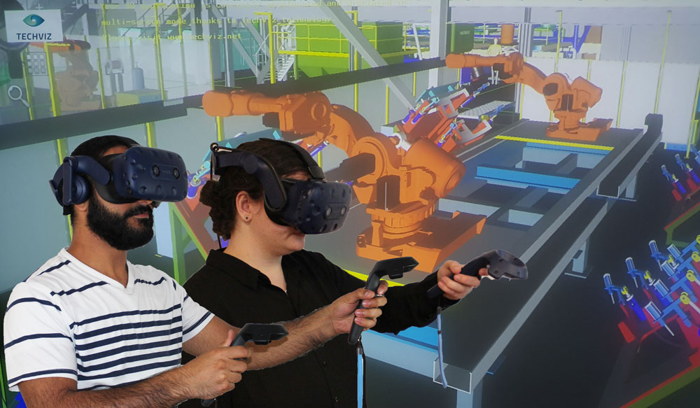digital transformation technology virtual reality